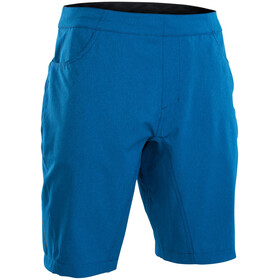 ION Paze Short de cyclisme Homme, ocean blue